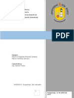 Gestion de Mantenimiento Industrial, Fresadora Con Mortajadora y Pantografo