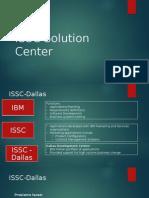 ISSC Solution Center