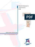 Arteche PL-300 - Manual Vol.22