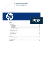 HP PowerCalculation