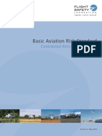 BAR Standard Version 5 - Contracted Aircraft Ops SP