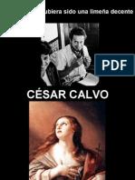 César Calvo - Si Magdalena hubiera sido una limeña decente - poesía