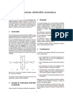 Sostituzione elettrofila aromatica