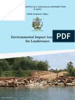 Environmental Impact Assessment - Factsheet