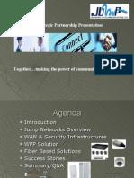 A Strategic Partnership Presentation