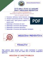 Lezione 1. Medicina Preventiva e Sociale