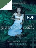 Aimee Carter - Goddess Test 01 - The Goddess Test