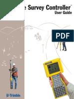 Trimble Survey Controller User Guide