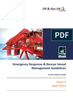 Emergency Response & Rescue Vessel Management Issue 5 April 2013