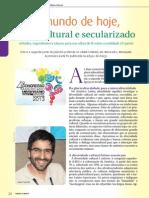 O mundo de hoje, pluricultural e secularizado II
