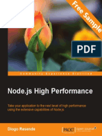 Node.js High Performance - Sample Chapter