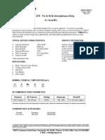 Polymet MET-273 - Equiv TAFA 95 MXC