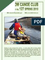 Newsletter 127 Spring 2010 01