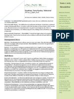 Newsletter Term 2 2015
