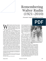Water Rudin