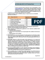 How to Apply PGCIL Jobs 2015-16 39 Various Posts