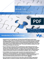 The Kineta Group SAP Direct Hire and Consulting Solutions