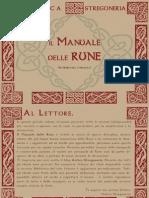 Il Manuale Delle Rune Interpretare Loracolo