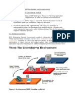 Fundamentals of SAP Client Server Module
