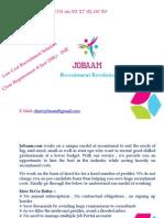Jobaam Presentation
