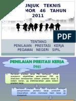 Peraturan Pemerintah Nomor 46 Tahun 2011