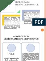 Governança - Projetos