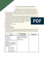 Strategii didactice in predarea-invatarea informaticii