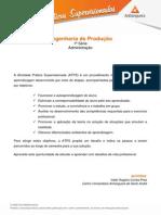 ATPS - Administracao