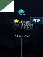 Silwerskerm Feesprogram 2015