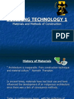 Building Technology Materials PDF