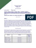 Arabit vs Jardine Pacific G.R. No. 181719 April 21, 2014