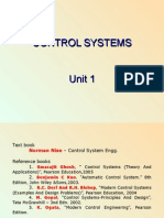 control systems basics
