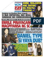 Pinoy Parazzi Vol 8 Issue 101 August 19 - 20, 2015