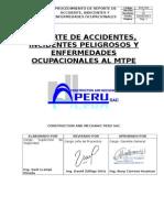 Procedimiento de Reporte de Accidentes (Autoguardado)