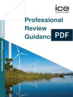 Professional Review Guidance 2015-05-01