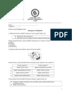 Ujian Mac 2015 Biologi