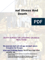 Terminal Illness and Death