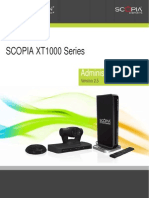 Administrator Guide for SCOPIA XT1000 v2.5