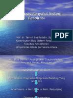 1. Anamnesis Sistem Respirasi