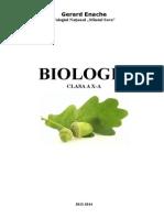 Material Olimpiada Cls X - Histologie Si Hranire