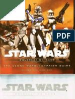 SW Saga Clone Wars Campaign Guide
