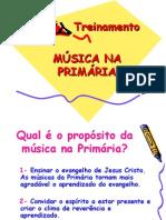 Treinamento Líder de Música.ppt