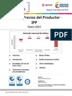 Boletín IPP Ene15