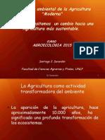 Impacto Ambiental de la Agricultura Moderna
