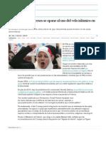 El 78% de Los Franceses Se Opone Al Uso Del Velo Islámico en La Universidad _ Sociedad _ EL PAÍS