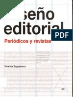 DISEÑO EDITORIAL Periodicos y Revistas