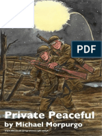 Private Peaceful Study Guide BBC