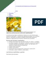 Entorno Virtual Para El Desarrollo de Competencias en Evaluación
