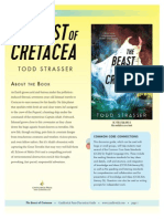 The Beast of Cretacea by Todd Strasser Discussion Guide