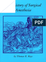 The History of Surgical Anesthesia.PDF